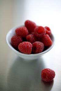 Latham Raspberry Plant