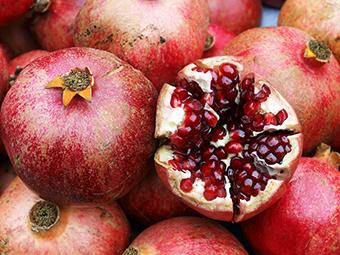 Nikitski Ranni Pomegranate Tree